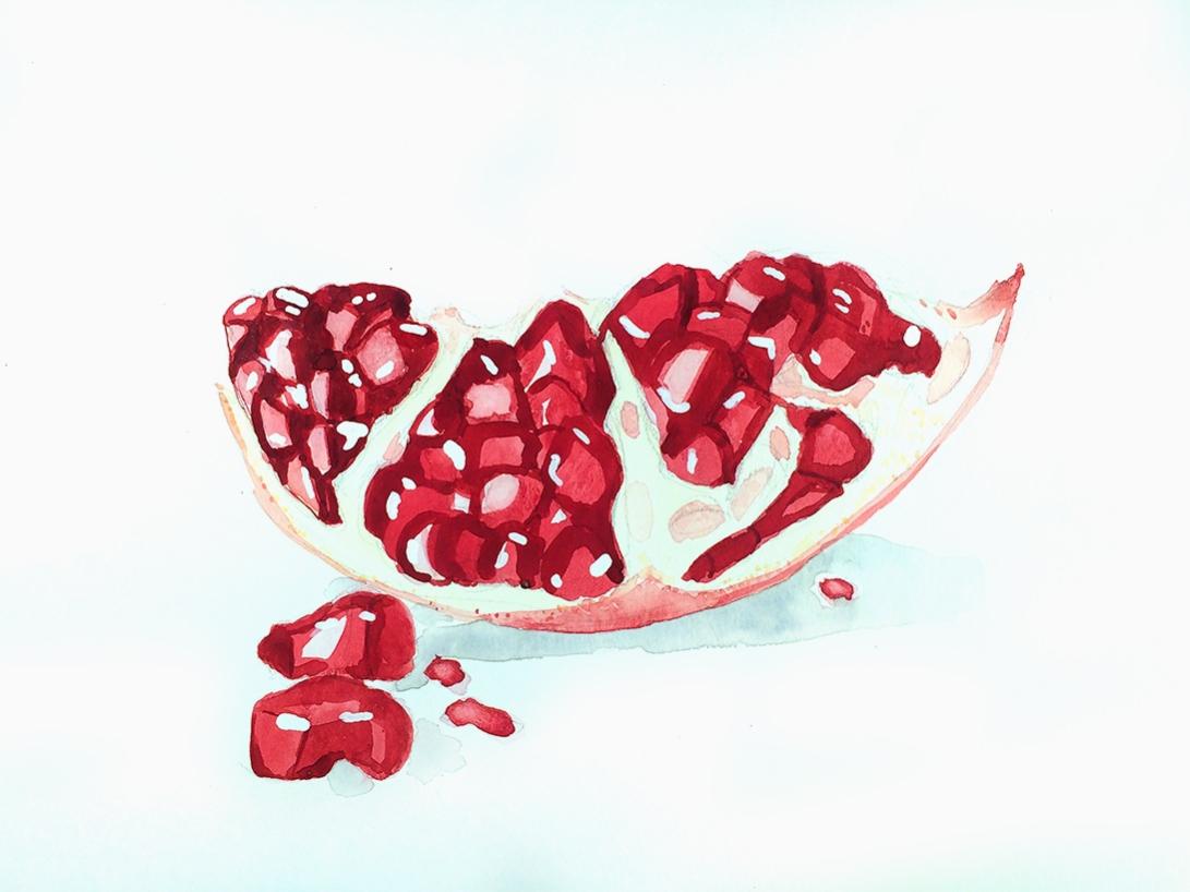 pomegranatesite
